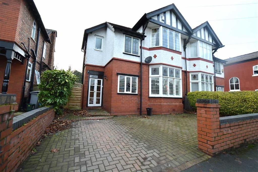 3 Bedrooms Semi Detached House for sale in Meadow Road, Manchester