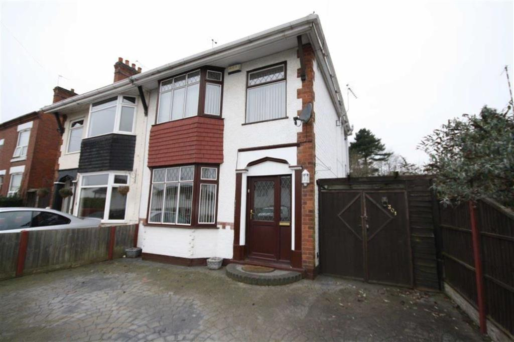 3 Bedrooms Semi Detached House for sale in Bucks Hill, Nuneaton, Warwickshire