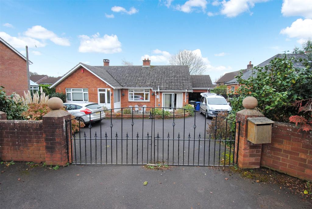 3 Bedrooms Detached Bungalow for sale in Ford Road, Wiveliscombe