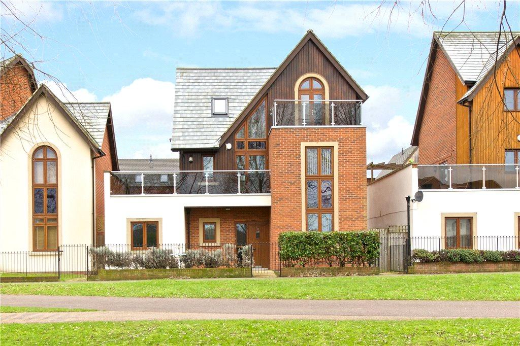 4 Bedrooms Detached House for rent in Bleamore End, Broughton, Milton Keynes, Buckinghamshire