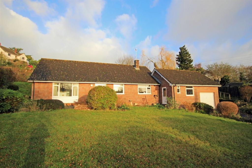 3 Bedrooms Detached Bungalow for sale in Sampford Brett, Taunton TA4