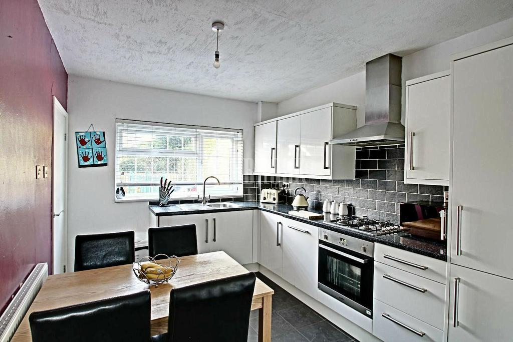 2 Bedrooms Semi Detached House for sale in Peatfield Road, Killamarsh