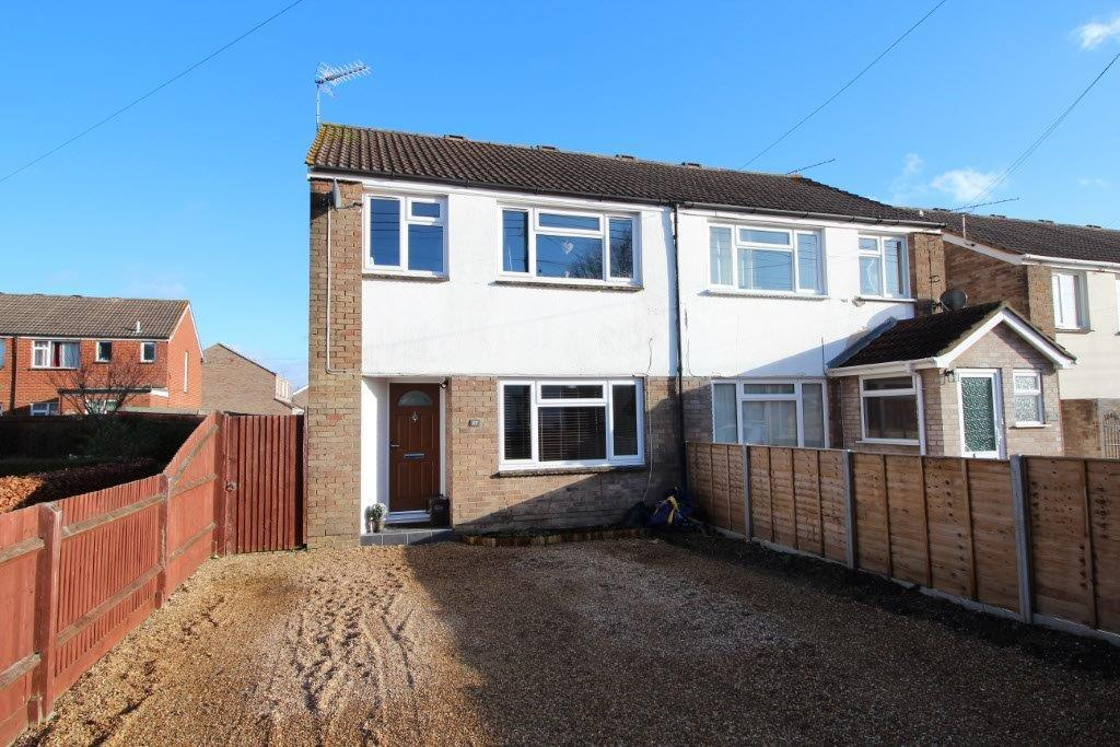 3 Bedrooms Semi Detached House for sale in Freegrounds Road, Hedge End SO30