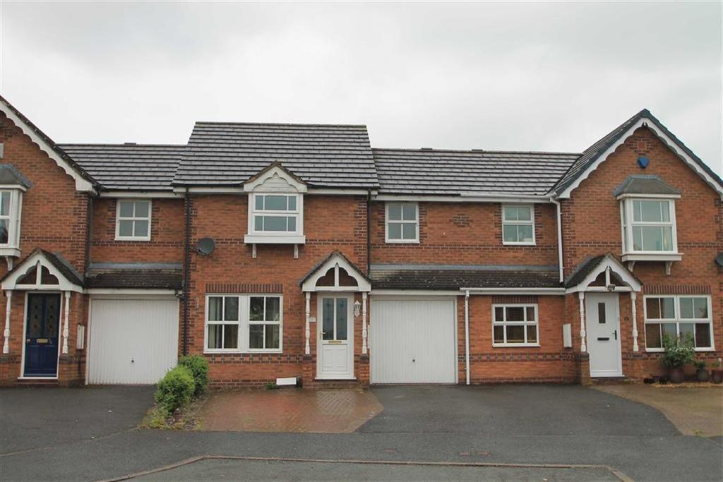 3 Bedrooms Terraced House for rent in Normandie Close, Ludlow