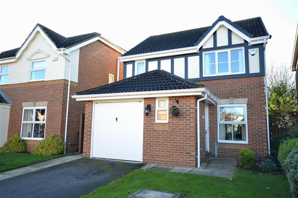 3 Bedrooms Detached House for sale in Ashley Park Mews, Garforth, Leeds, LS25