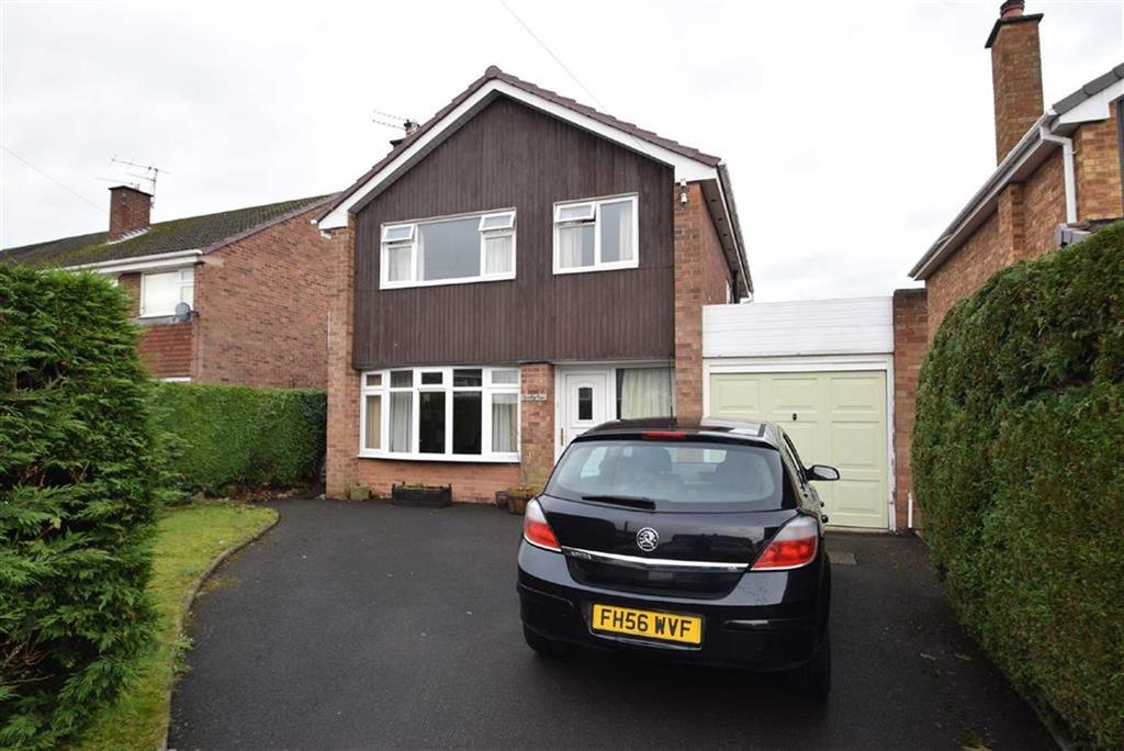 3 Bedrooms Detached House for sale in Highfields, Belvidere, Shrewsbury