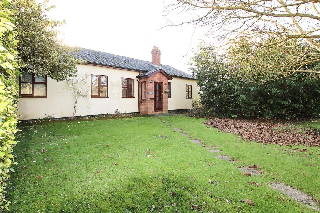 4 Bedrooms Detached Bungalow for sale in Magpie Lane, Little Warley, Brentwood