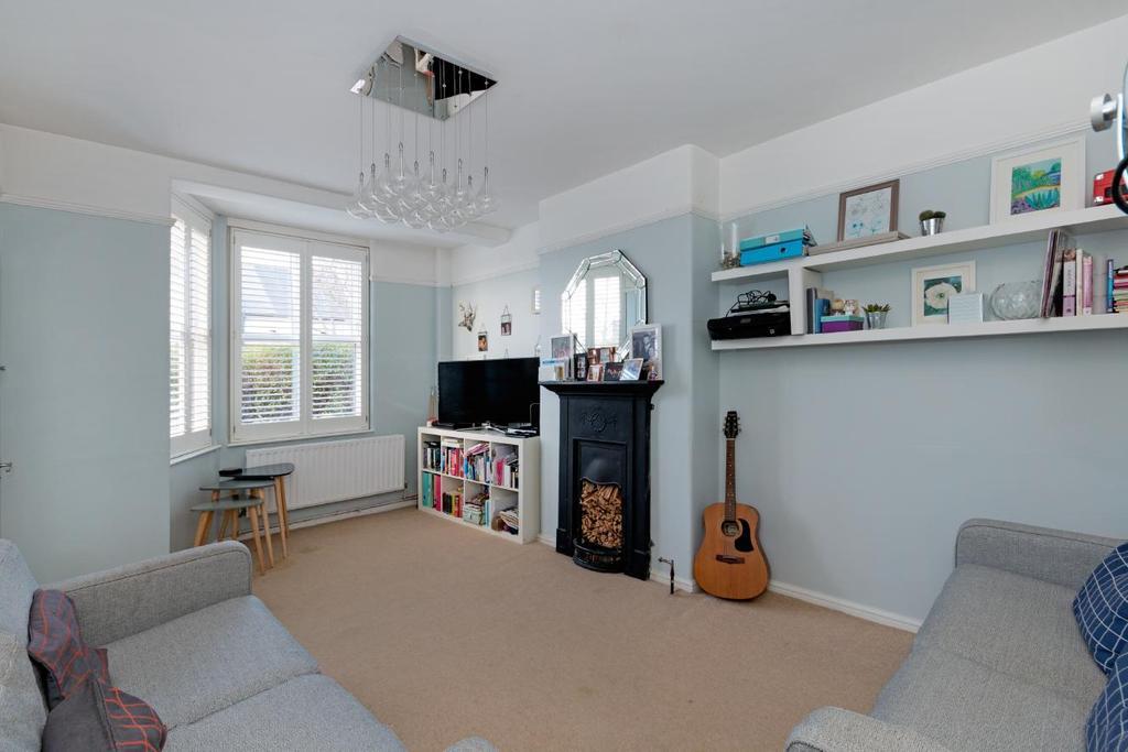 2 Bedrooms Terraced House for sale in Blakenham Road, Tooting