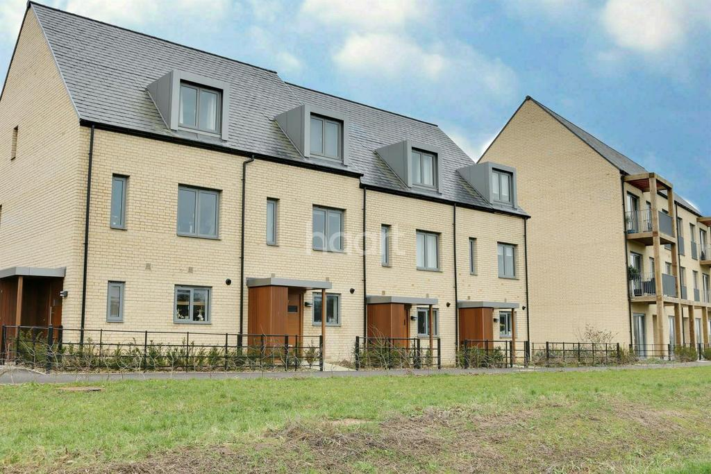 3 Bedrooms Terraced House for sale in Otter Close, Trumpington, Cambridgeshire