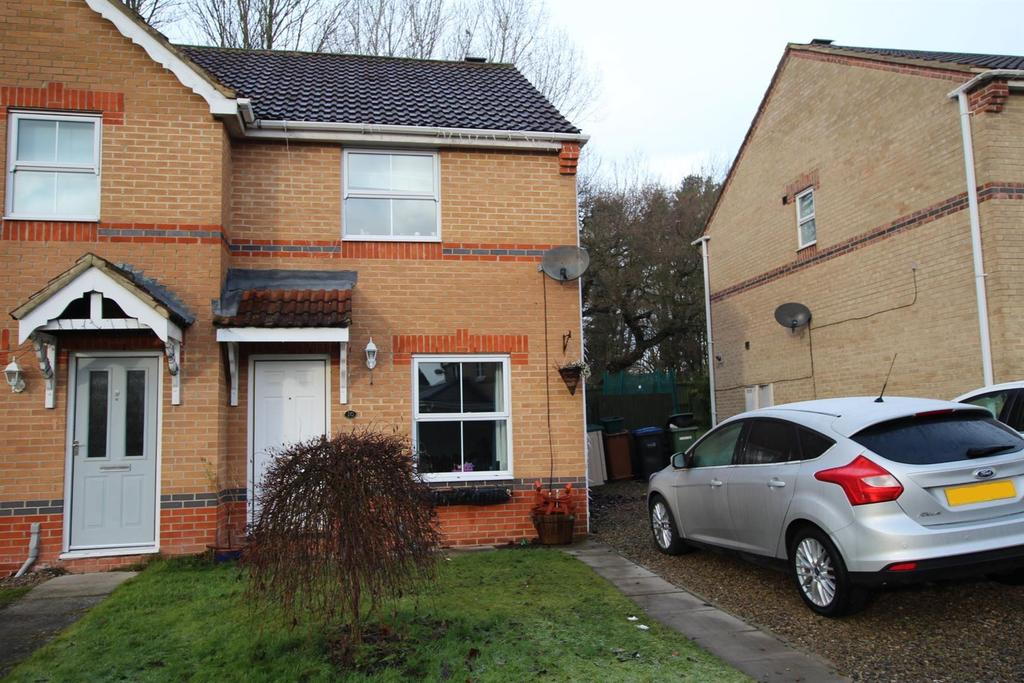 2 Bedrooms Semi Detached House for sale in Gamul Close, Newton Aycliffe