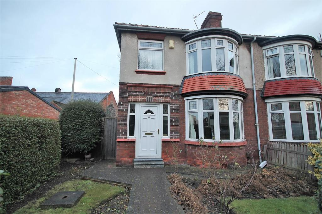 3 Bedrooms End Of Terrace House for sale in Greylands Avenue, Stockton-On-Tees