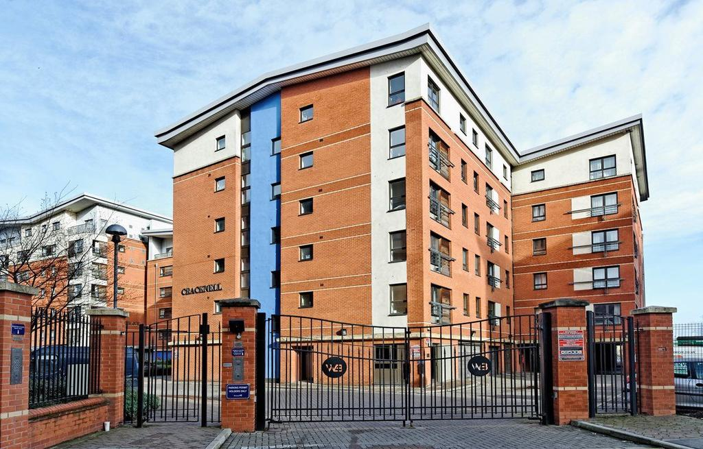 2 Bedrooms Apartment Flat for rent in Cracknell, Millsands, Sheffield S3 8NE