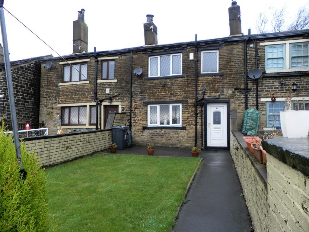 2 Bedrooms Terraced House for sale in Coll Place, Odsal, Bradford, BD6 1AU