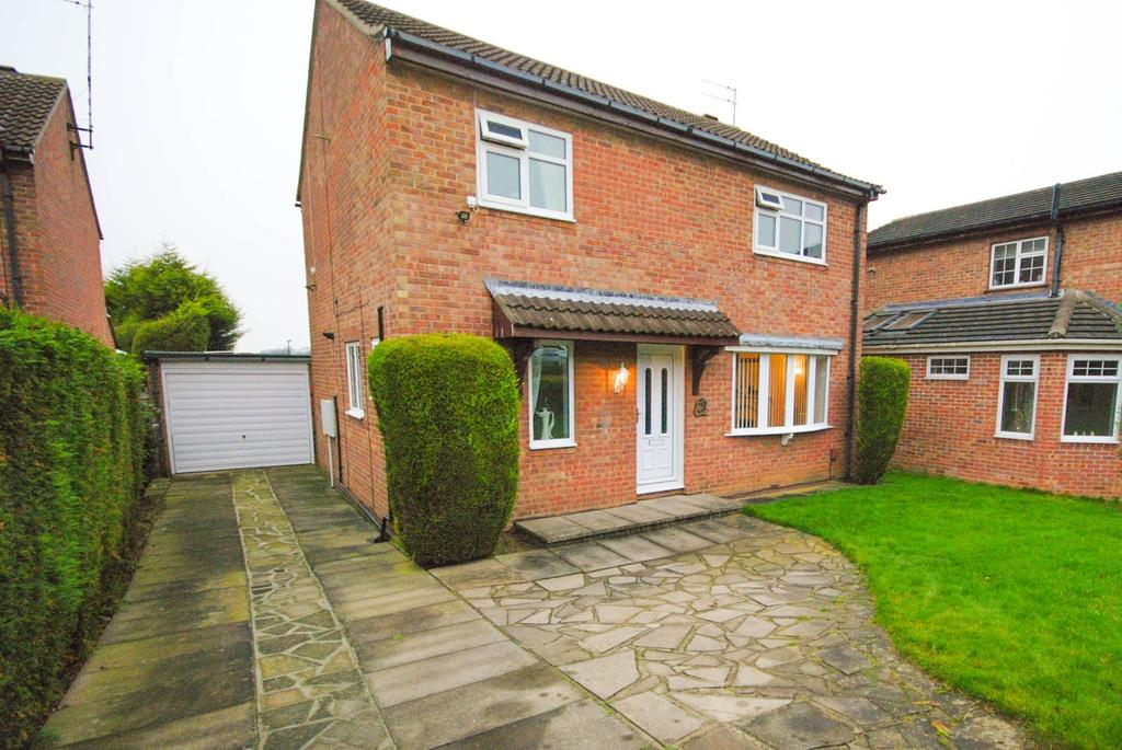 4 Bedrooms Detached House for sale in Bishops Way, Chapel Garth