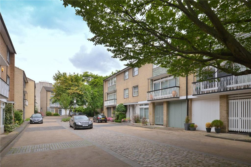 4 Bedrooms Mews House for sale in Chester Close North, London, NW1