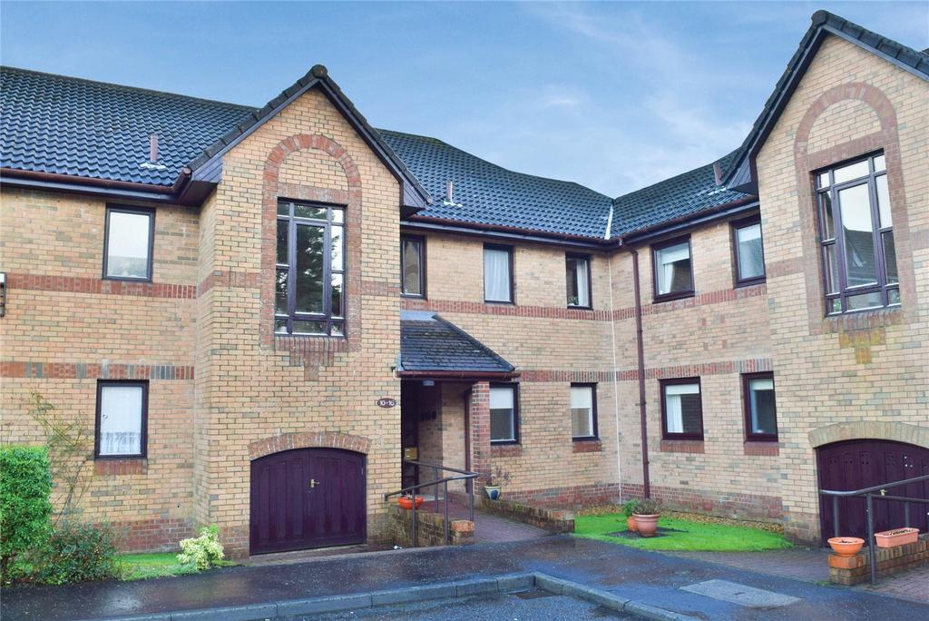 2 Bedrooms Apartment Flat for sale in Schaw Drive, Bearsden