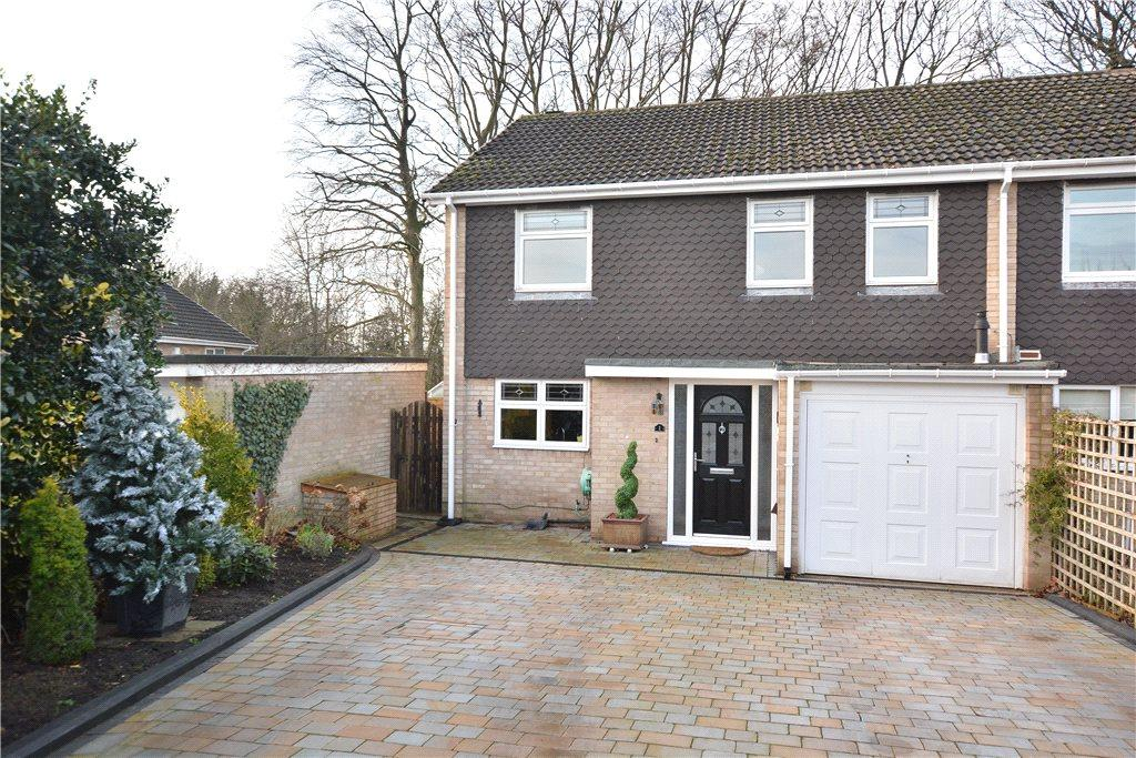 4 Bedrooms Semi Detached House for sale in Mill Gate, Harrogate, North Yorkshire