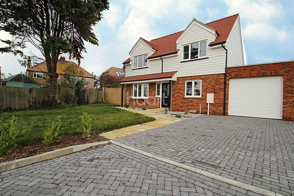 4 Bedrooms Detached House for sale in Rosemary Gardens