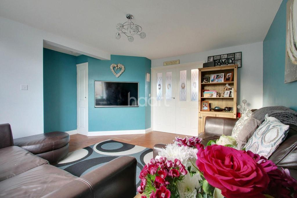 3 Bedrooms End Of Terrace House for sale in Siward Road, Witham