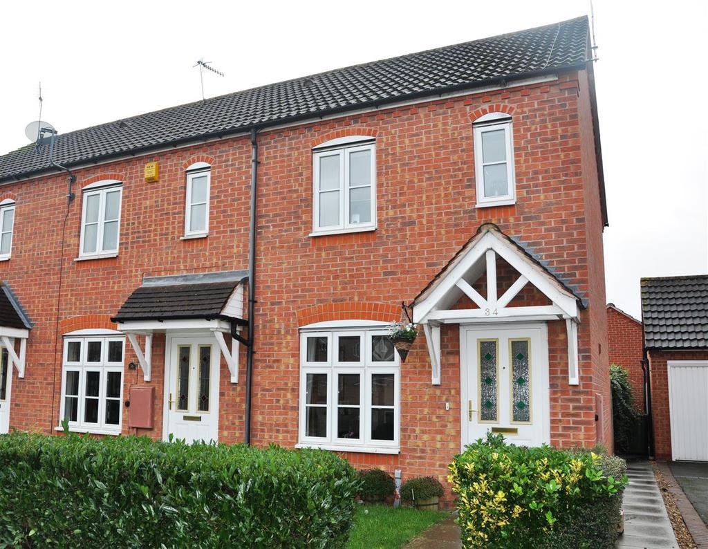 2 Bedrooms Terraced House for rent in Lee Meadowe, Warwick