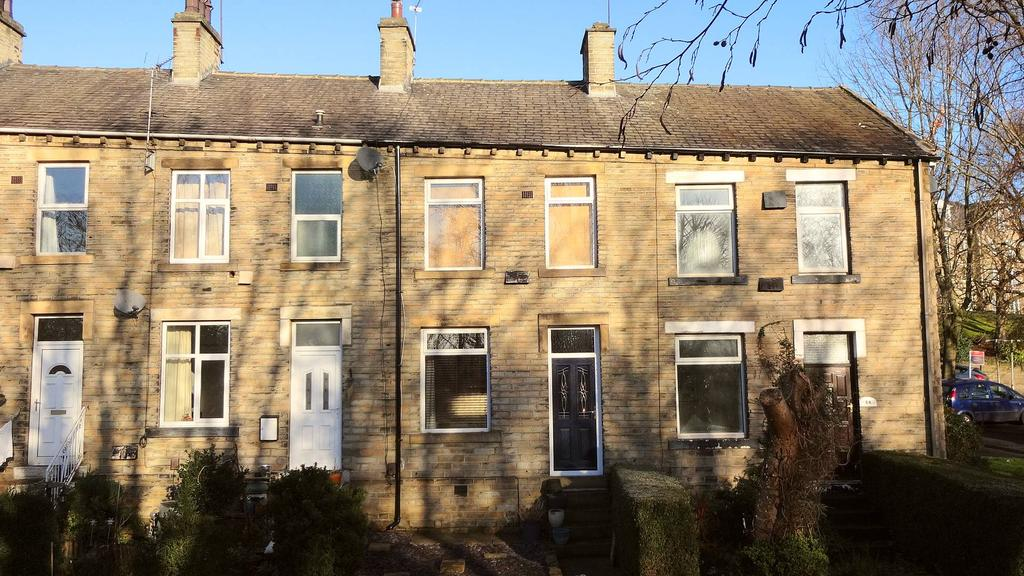 2 Bedrooms Terraced House for sale in 26 Elland Road, Brighouse HD6 1BR