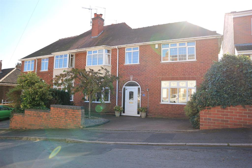 4 Bedrooms Semi Detached House for sale in Coney Green, Stourbridge