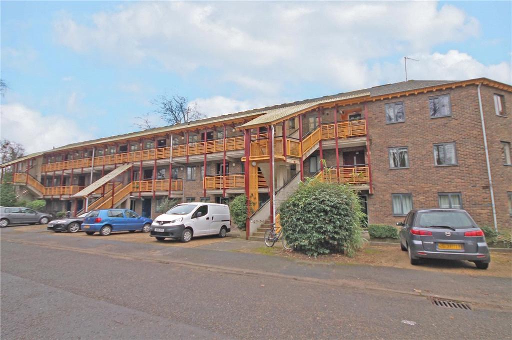 1 Bedroom Maisonette Flat for sale in Queensway, Cambridge, CB2