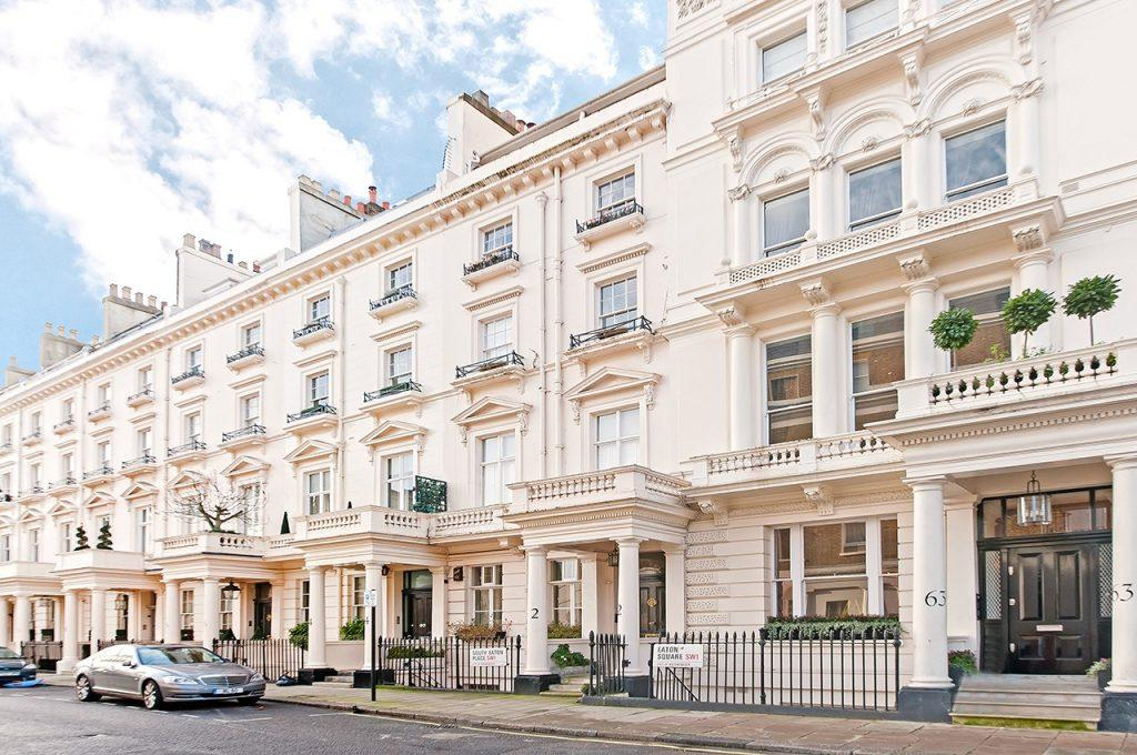 6 Bedrooms Terraced House for sale in S Eaton Pl, Belgravia, London SW1W