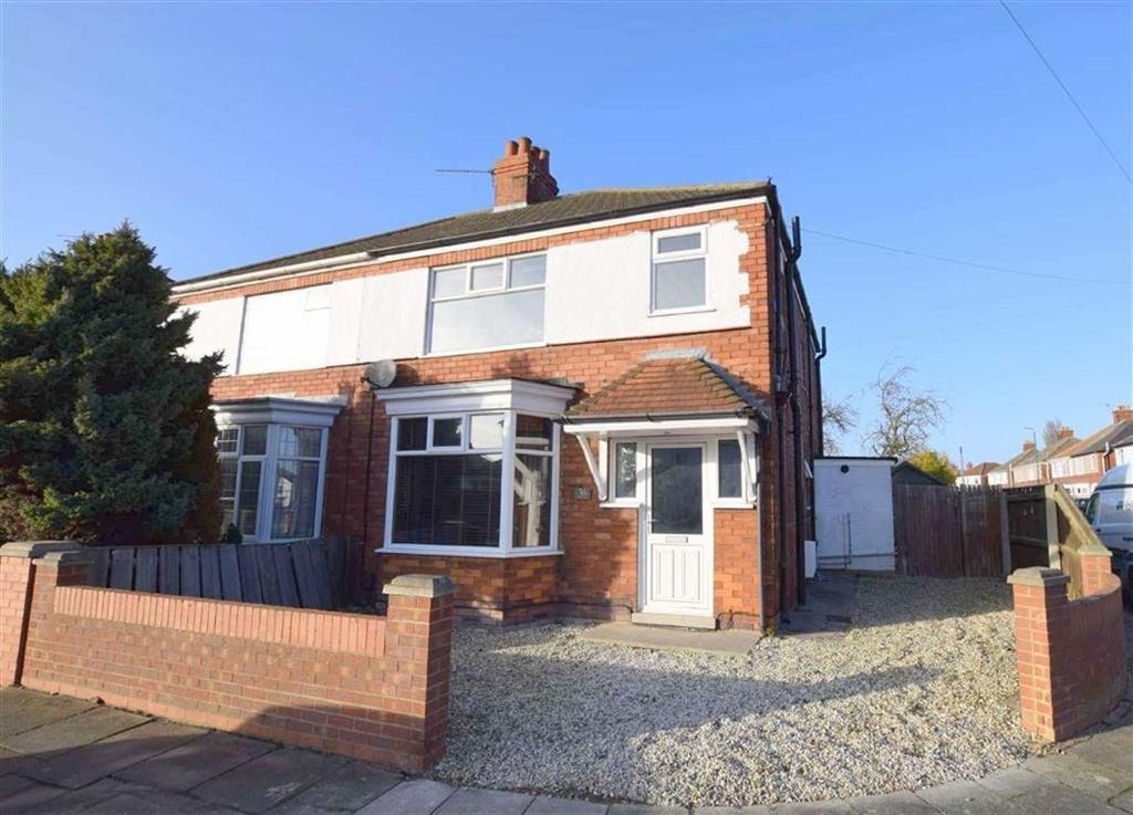 3 Bedrooms Semi Detached House for sale in Sherburn Street, Cleethorpes, North East Lincolnshire