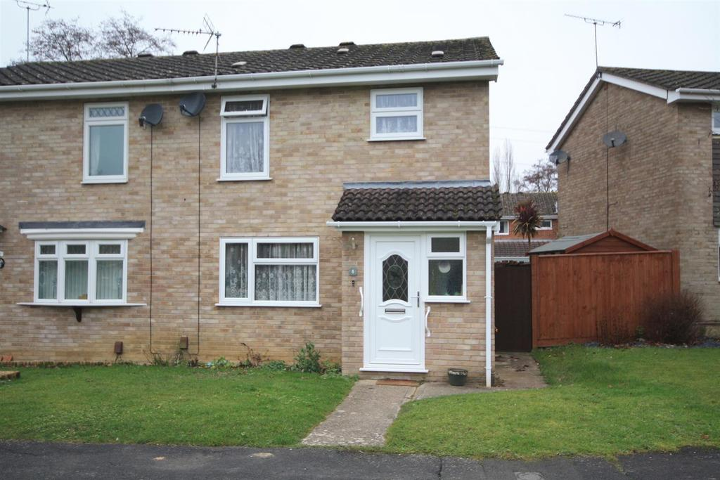 3 Bedrooms Semi Detached House for sale in Barrington Close, Eastleigh