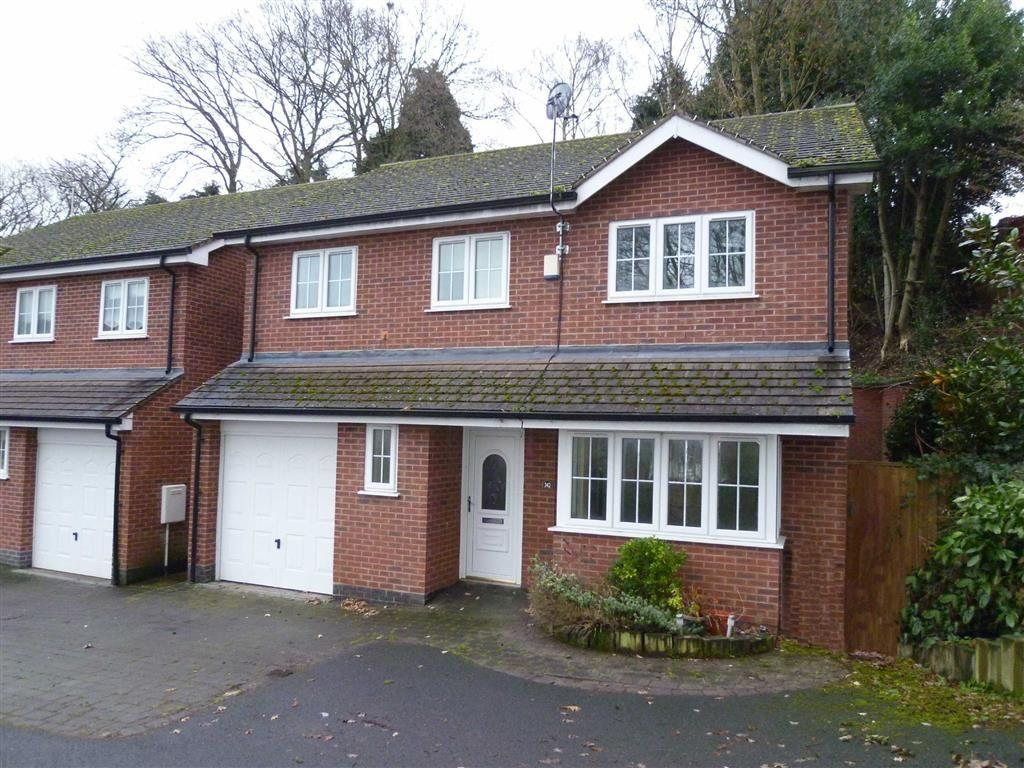 4 Bedrooms Detached House for sale in Chester Road North, Kidderminster, Worcestershire