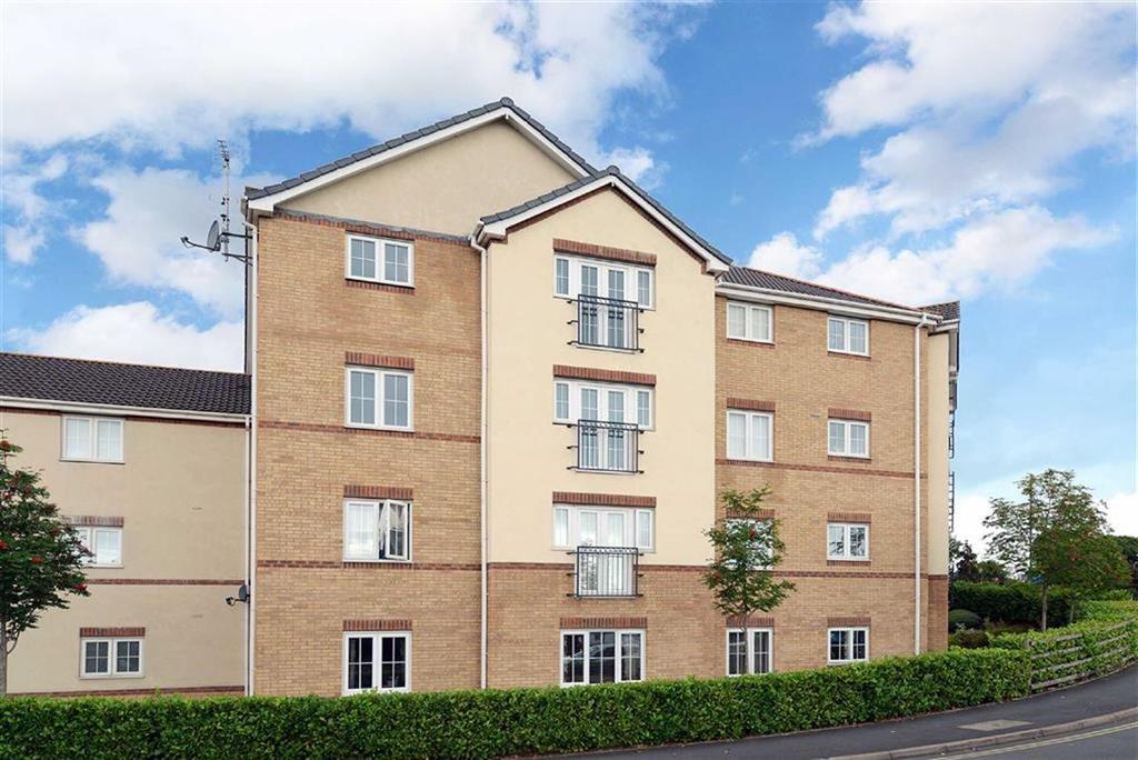 2 Bedrooms Flat for sale in Greenfields Gardens, Shrewsbury
