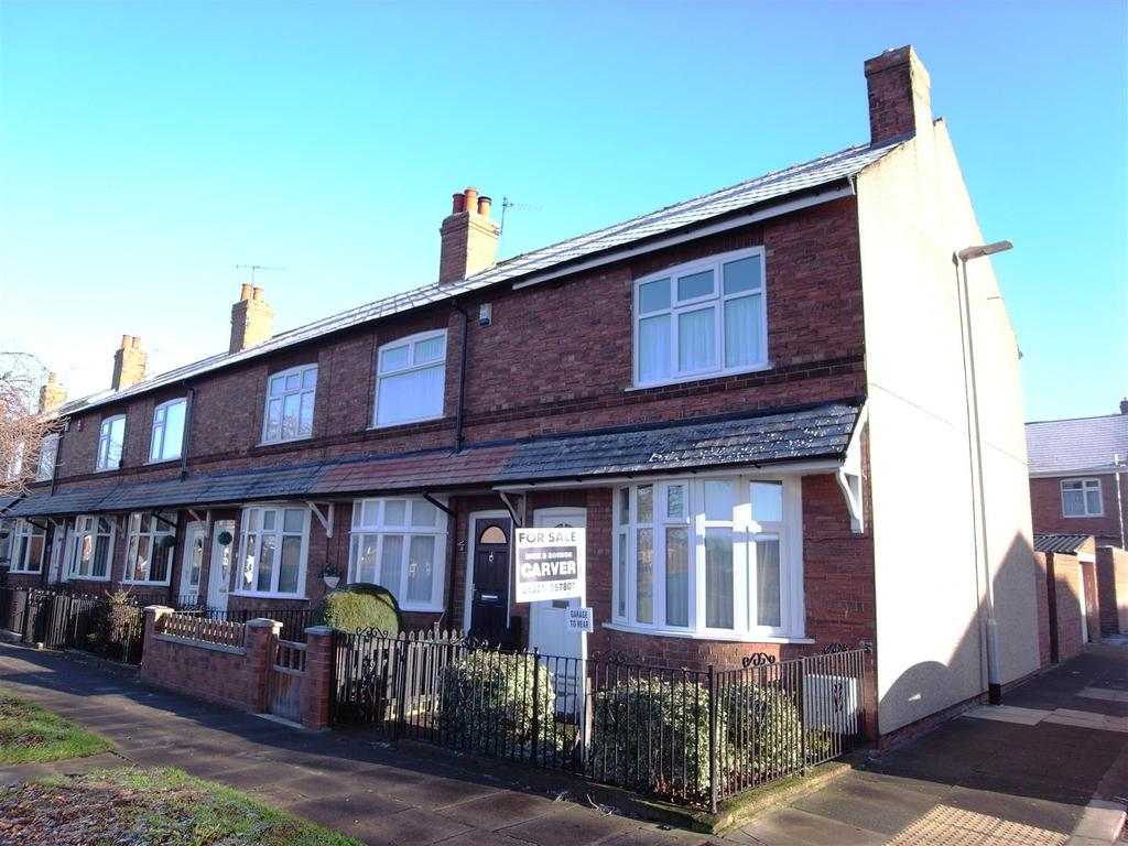 2 Bedrooms Terraced House for sale in Wylam Avenue, Darlington