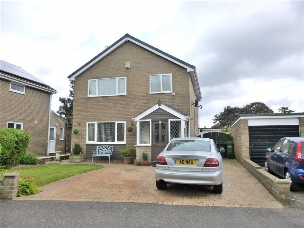 4 Bedrooms Detached House for sale in St Pauls Drive, Brompton On Swale, North Yorkshire
