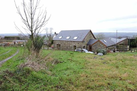 3 bedroom property with land for sale - Nantycaws, Carmarthen