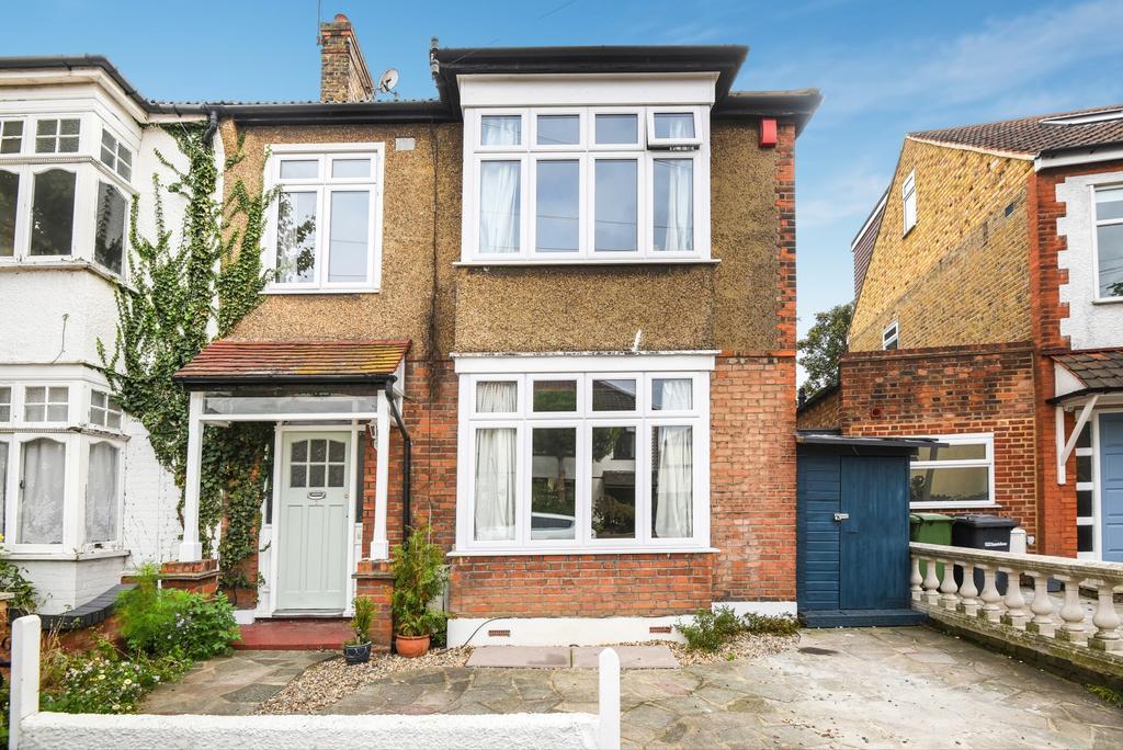 3 Bedrooms Semi Detached House for sale in Dallinger Road Lee SE12