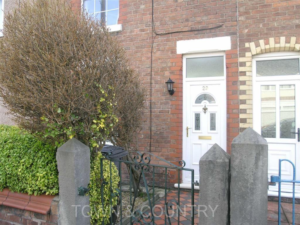 3 Bedrooms Terraced House for rent in Wellington Street, Deeside, Flintshire, CH5