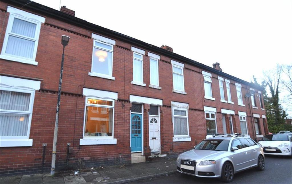 2 Bedrooms Terraced House for sale in Hampton Road, Urmston, Manchester