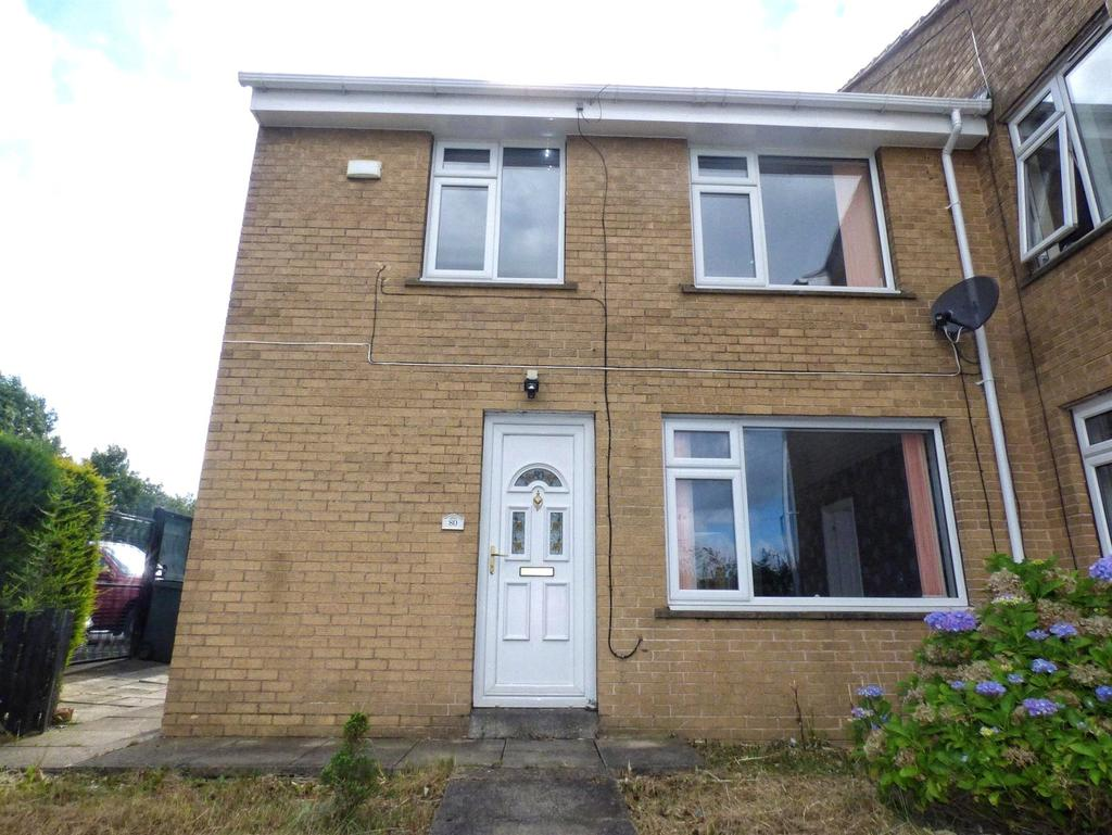 3 Bedrooms Terraced House for sale in Weavers Brook, Cumberland Close, Halifax, West Yorkshire, HX2