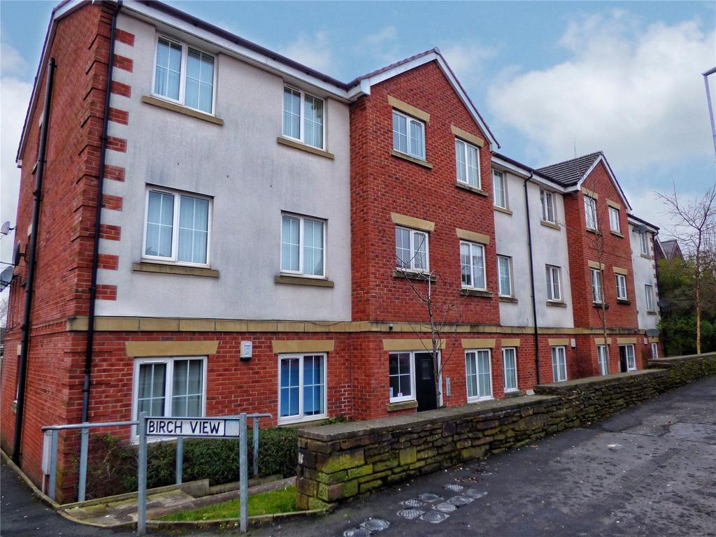 2 Bedrooms Apartment Flat for sale in Birch View, Wardle, Rochdale, OL12