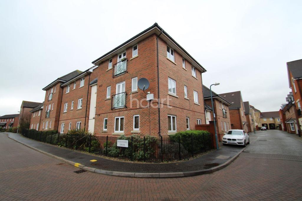 2 Bedrooms Flat for sale in Goodier Road, Chelmsford