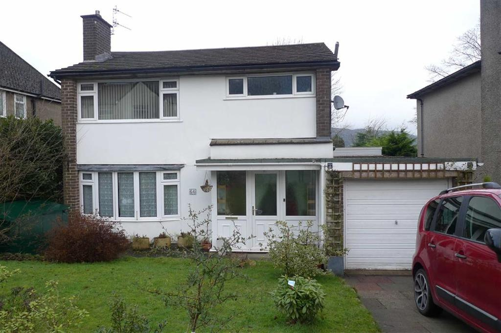 3 Bedrooms Detached House for sale in Milldale Avenue, Buxton, Derbyshire