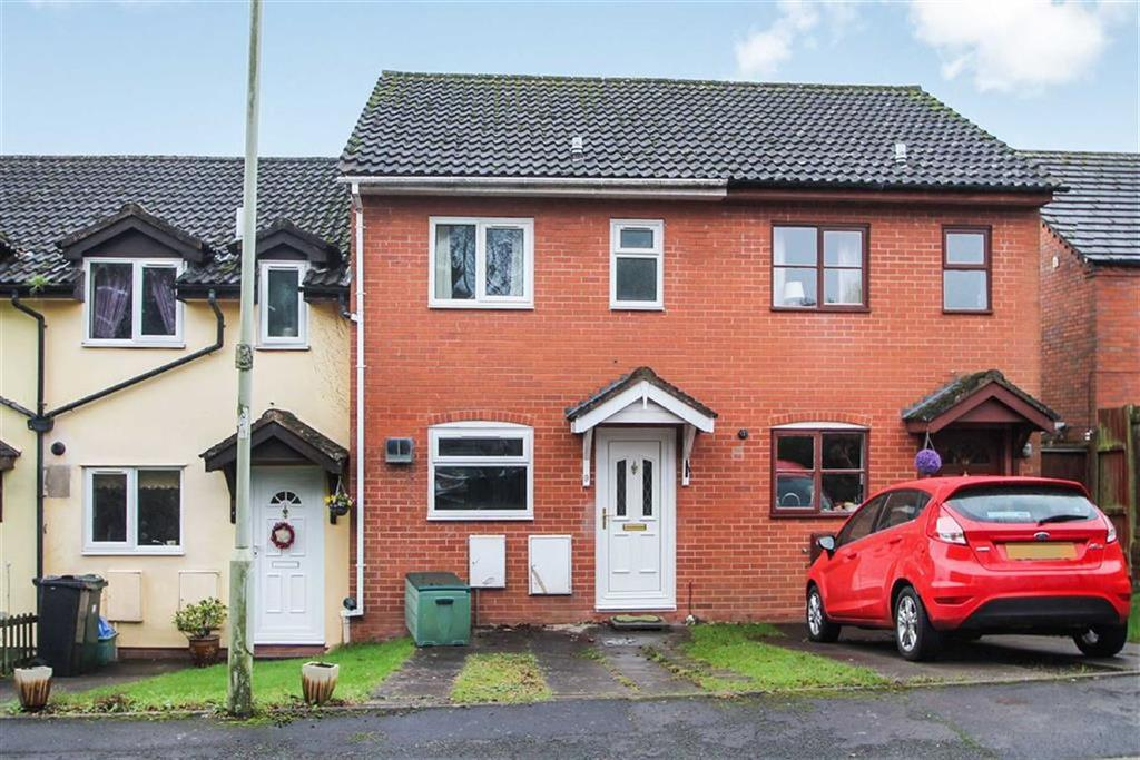 2 Bedrooms Terraced House for sale in The Paddocks, Ludlow
