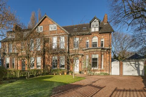 7 bedroom semi-detached house for sale - Grosvenor Villas, Jesmond, Newcastle upon Tyne