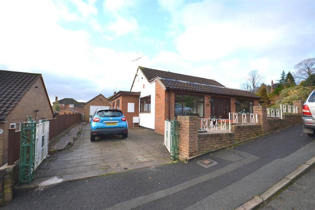 3 Bedrooms Bungalow for sale in Parkfields, Endon, Stoke-On-Trent