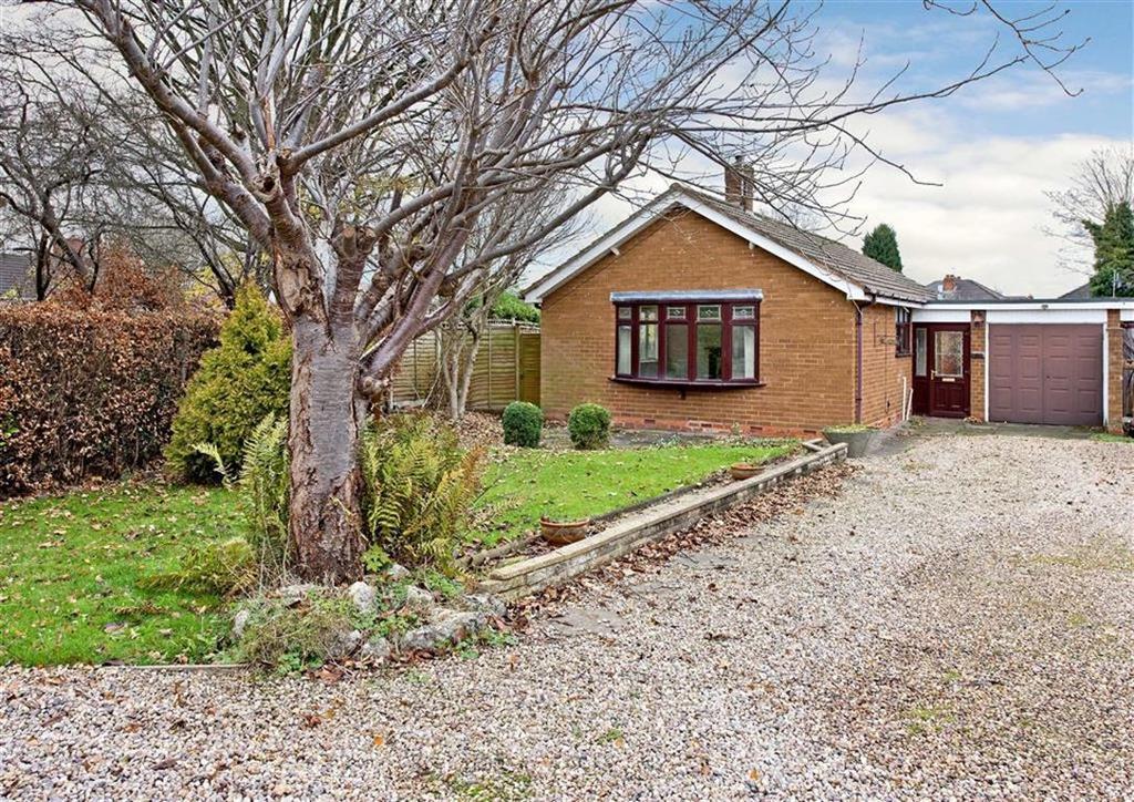2 Bedrooms Detached Bungalow for sale in 16a, Orton Grove, Penn, Wolverhampton, West Midlands, WV4