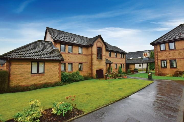 2 Bedrooms Flat for sale in 23 Schaw Drive, Bearsden, G61 3AT