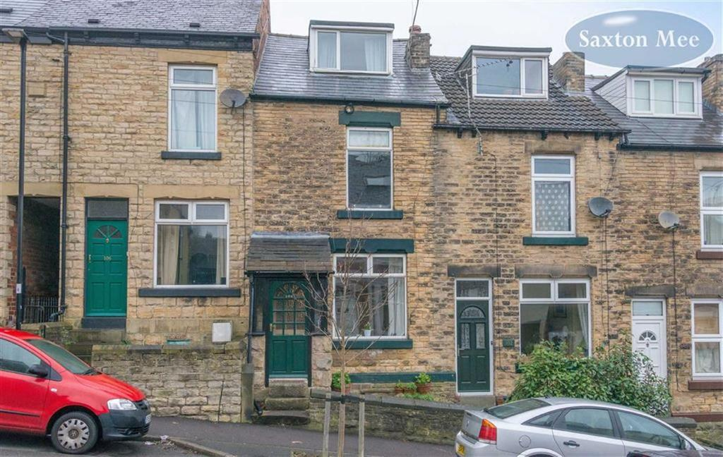 3 Bedrooms Terraced House for sale in Cundy Street, Walkley, Sheffield, S6