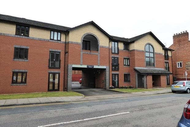 1 Bedroom Flat for sale in Palmerston Court, Palmerston Road, Northampton, NN1