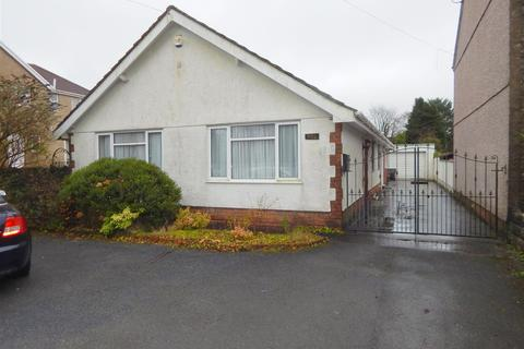 3 bedroom detached bungalow for sale - Llangyfelach Road, Tirdeunaw, Swansea